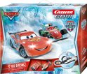 Carrera GO!!! Cars Ice Racing - Racebaan