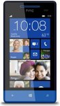 HTC Windows Phone 8S - Blauw