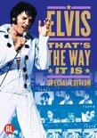 ELVIS: THAT'S THE WAY IT IS /S DVD FR