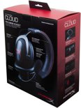 Kingston Technology HyperX Cloud  - Gaming Headset / Zwart (PC + Xbox One + PS4)