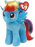 My Little Pony Rainbow Dash knuffel 15 cm