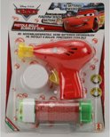 Bellenblaaspistool Disney Cars