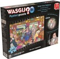 Wasgij Mystery 9 De grote treinroof! - Puzzel - 1000 stukjes