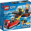 LEGO City Brandweer Starter Set - 60106