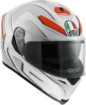 AGV K-5 You Integraalhelm Matt White/Orange-XS
