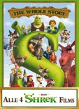 Dvd Shrek Box 1-4 - 5 Disc Nl