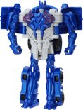 Transformers 1-Step Turbo Changer Optimus Prime - 11 cm - Robot