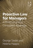 Proactive Law for Managers