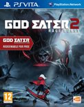 God Eater 2, Rage Burst PS Vita