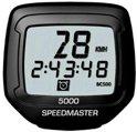 Sigma BC 5000 Speedmaster - Fietscomputer - Bedraad -5 functies - Zwart