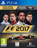 F1 2017 - Special Edition - PS4