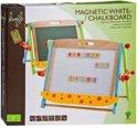 Jouéco Magnetisch Whiteboard Schoolbord
