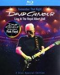 David Gilmour - Remember That Night