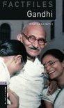 Oxford Bookworms Factfiles 4: Gandhi