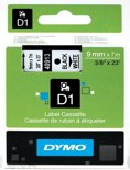 Dymo 99015 - Multifunctionele Etiketten / 54 x 70 mm / Zwart