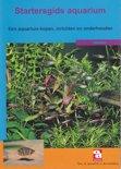 onbekend boek Startersgids aquarium Paperback 36721677