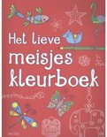 Het lieve meisjes kleurboek