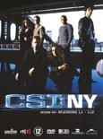 CSI: New York - Seizoen 1 (Deel 1)