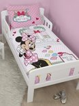Disney Minnie Mouse Junior - Dekbedovertrekset - Eenpersoons - 120x150 cm - Multi