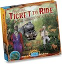 Ticket to Ride - Map Collection - Afrika - Bordspel