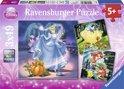 Walt Disney: Sneeuwwitje, Assepoester, Ariel