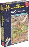 Jan van Haasteren Olympische Spelen - Puzzel - 1000 stukjes