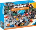 PLAYMOBIL Adventskalender Top Agents  - 9263