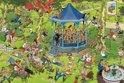 Jan van Haasteren Het Muziekpaviljoen - Puzzel 1500 stukjes