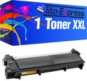 PlatinumSerie® 1 Toner XXL compatibel voor  Brother TN-2320
