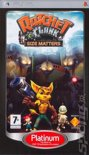 Ratchet & Clank, Size Matters (Essentials)  PSP