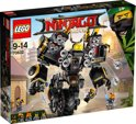 LEGO NINJAGO Movie Aardschokmecha - 70632