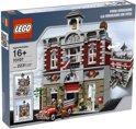 LEGO Brandweerkazerne - 10197