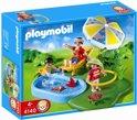 Playmobil Compact Set Zwembad - 4140