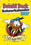 Donald Duck scheurkalender 2017