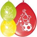 Woezel & Pip Ballonnen 8 Stuks