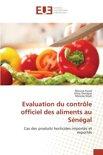 Evaluation Du Controle Officiel Des Aliments Au Senegal