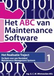 Het ABC van maintenance software