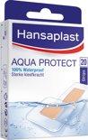 Hansaplast Aqua Protect - 20 stuks - Pleisters