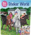 Kleur- en Stickerboek Miss Melody Top Model