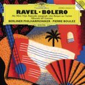 Ravel: Bolero, etc / Boulez, Berliner Philharmoniker