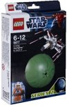 LEGO Star Wars X-wing Starfighter & Yavin 4 - 9677