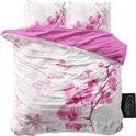 Sleeptime Dream Orchid - Dekbedovertrekset - Tweepersoons - 200x200/220 + 2 kussenslopen 60x70 - Roze