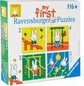 Ravensburger nijntje My first Puzzels (2+3+4+5 stukjes)