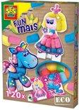 SES Funmais- legkaarten prinses/fantasie paard