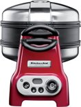 KitchenAid 5KWB110EER - Wafelijzer - Keizerrood