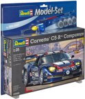 Model Set Corvette C5-R Compuwar (67069)