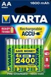 Varta AA Oplaadbare Batterijen