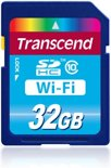 Transcend 32GB WiFi SD kaart