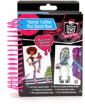 Monster High Mini Schetsboek