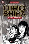 Gen barrevoets in Hiroshima 10 Nooit opgeven